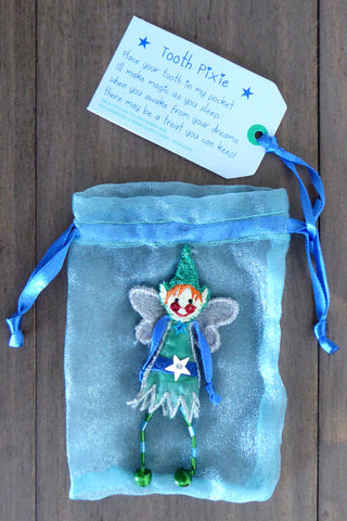 Tooth Pixie Pouch
