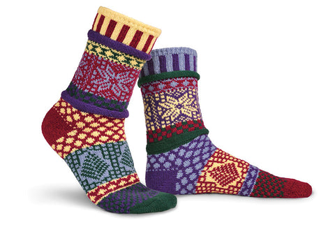 Winterberry Solmate Socks