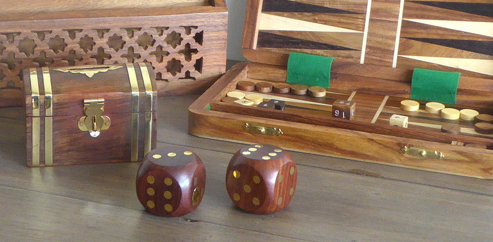 Wooden Gifts and Games