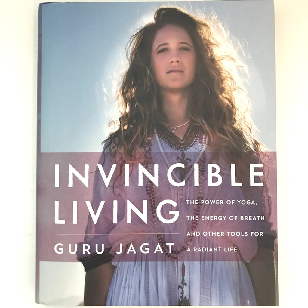 YOGI READS: Invincible Living