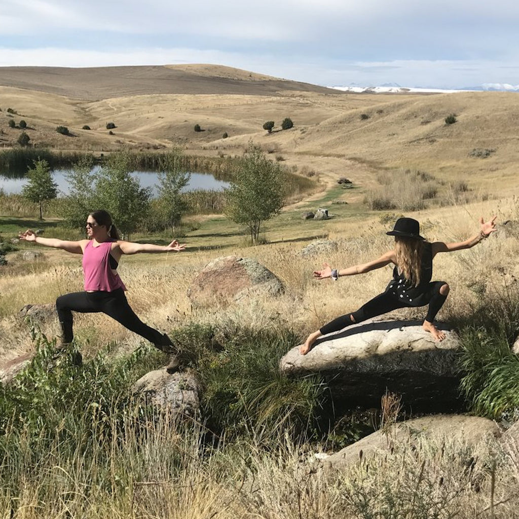 Travel Diary:  Grey Cliffs Ranch, Montana