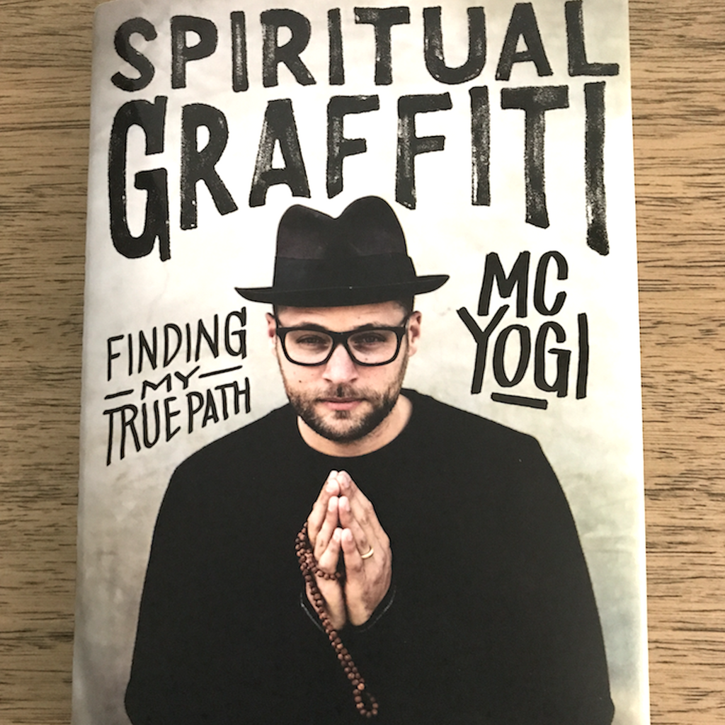 Yogi Reads: Spiritual Graffiti