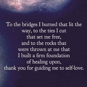 Bridges- Crossing Into Your New Life!