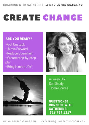 Create Change with Coach Catherine