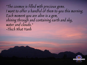 The cosmos is filled with precious gems…