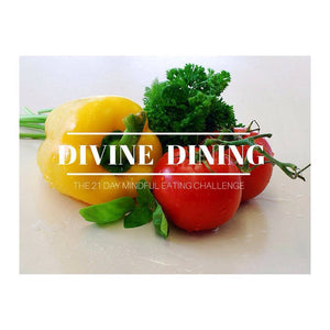 Divine Dining 21 Virtual Retreat- Colorful Picture of Vegetables