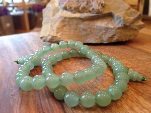 Genuine Aventurine Power Bracelet
