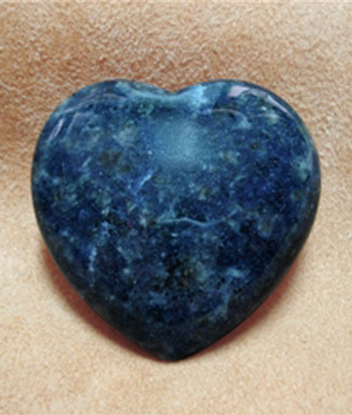 Genuine Sodalite Heart Stone