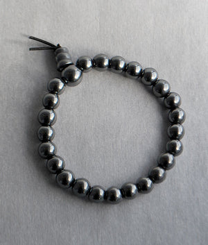 Genuine Hematite Power Bracelet