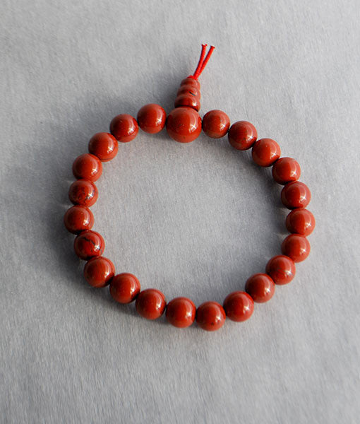Genuine Red Jasper Power Bracelets