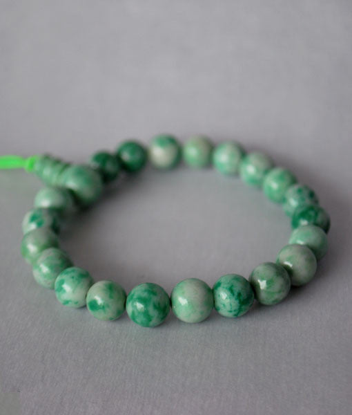Chinese Jade Power Bracelet