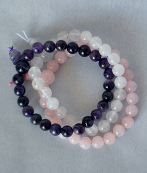 Power of Three Bracelet Set: Soul Soother