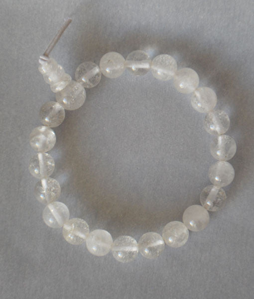 Genuine Clear Quartz Power Bracelet