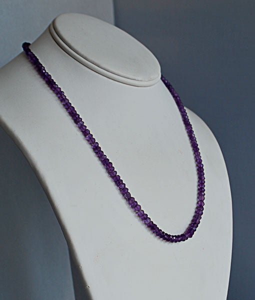 Savor the Flavor Amethyst Necklace