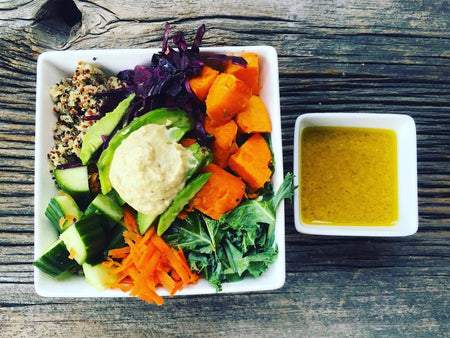 Summer Quinoa Bowl
