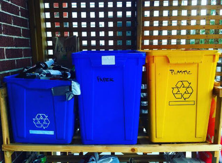 Major Impact from China's Recycling Ban