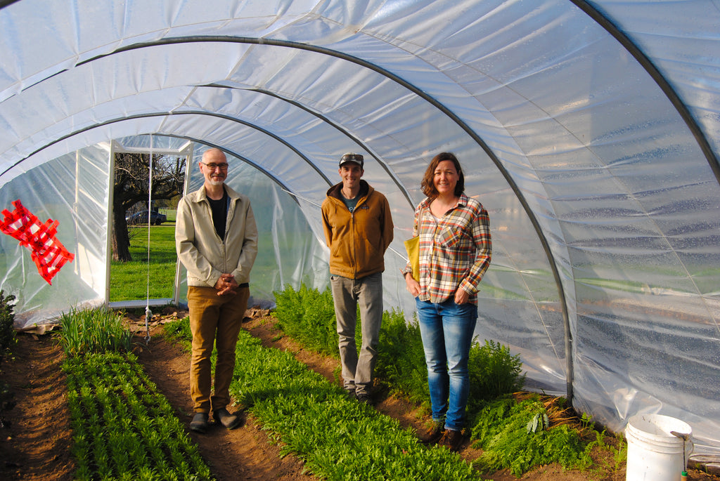 Nomadic Greens- Connecting Community with Food via Innovative Farming