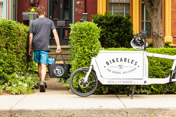 Bikeables home delivery