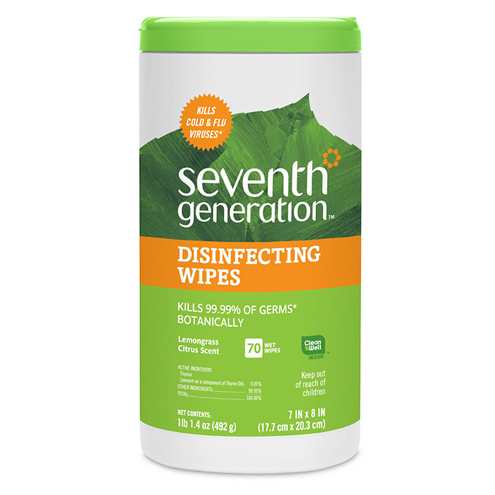 Disinfecting Wipes 35ct