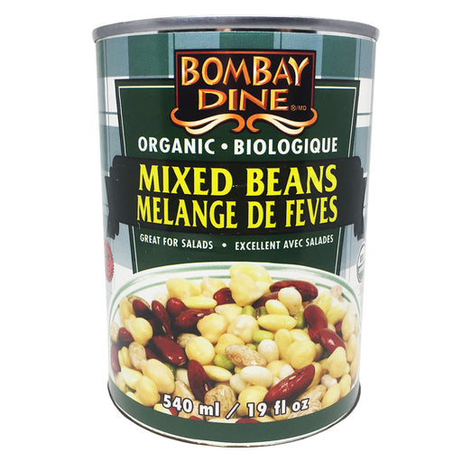Organic Mixed Beans - Bikeables