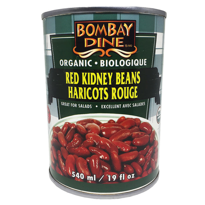 Organic Red Kidney Beans - Bikeables