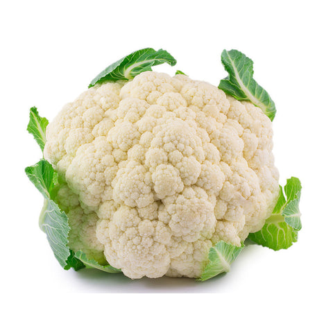 Organic cauliflower - Bikeables