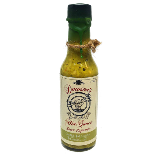 Garlic Jalapeno Hot Sauce - Bikeables