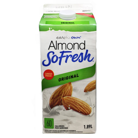 Almond So Fresh Original - Bikeables