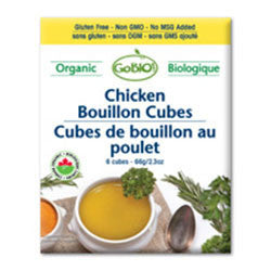 Organic Chicken Bouillon Cubes - Bikeables