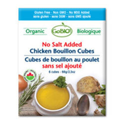 Organic Chicken Bouillon Cubes (No Salt) - Bikeables