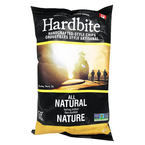 All Natural Chips - Bikeables