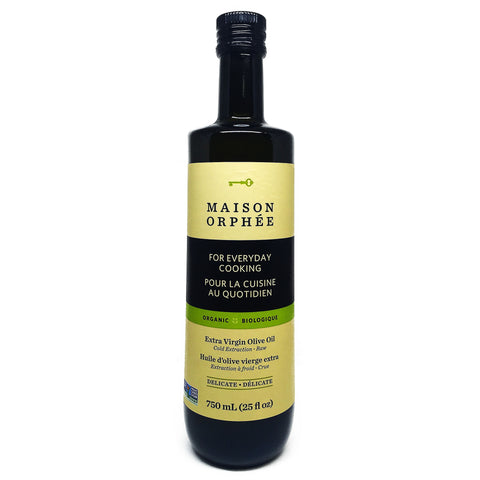 Organic Extra Virgin Olive Oil - Bikeables