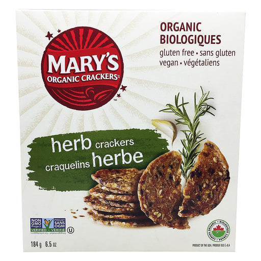 Herb Crackers - Bikeables
