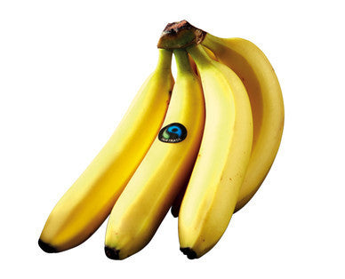 Organic Bananas (2lb bunch) - Bikeables