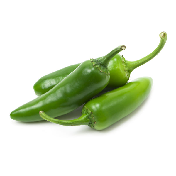 Jalapeno Peppers - Bikeables