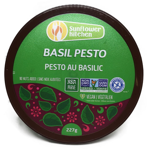 Basil Pesto - Bikeables