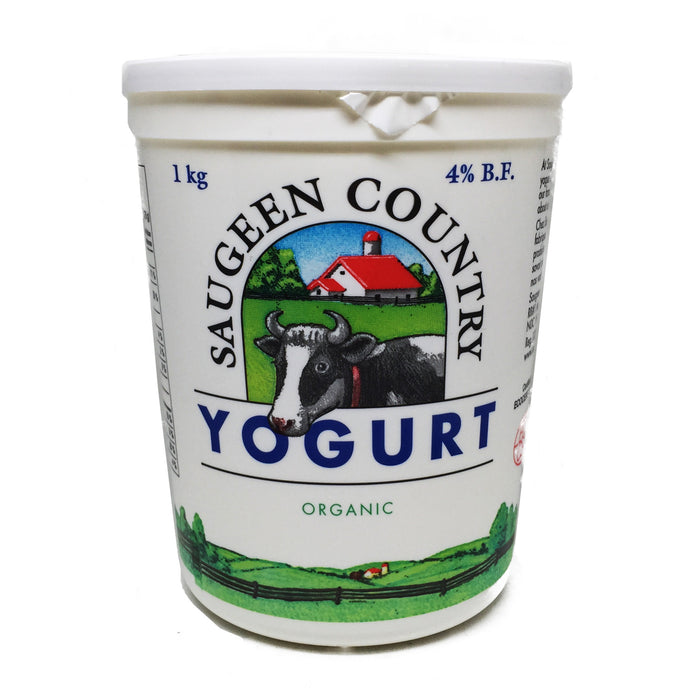 Organic Yogurt - Bikeables