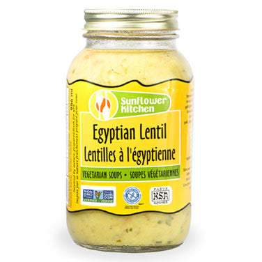 Egyptian Lentil Soup - Bikeables