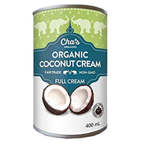 Fair Trade Organic Coconut Cream