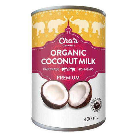 Fair Trade Organic Coconut Milk