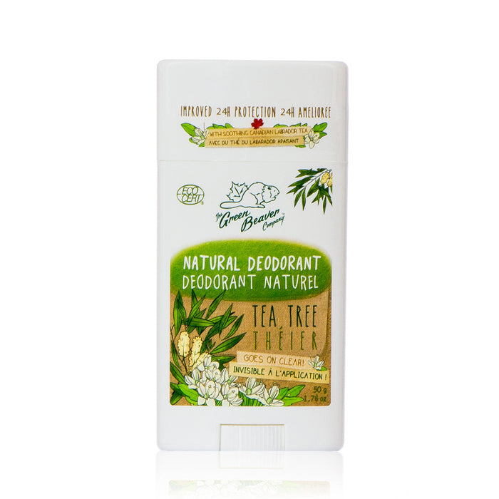 Tea Tree Deodorant - Bikeables