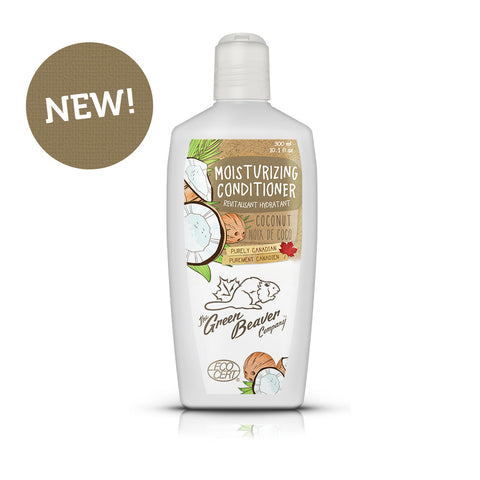 Coconut Moisturizing Hair Conditioner - Bikeables