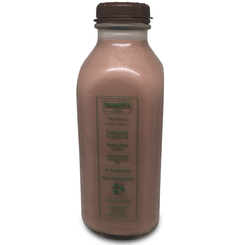 Chocolate Milk 2% ($2.99 + $2.00 Refundable Jar Deposit)