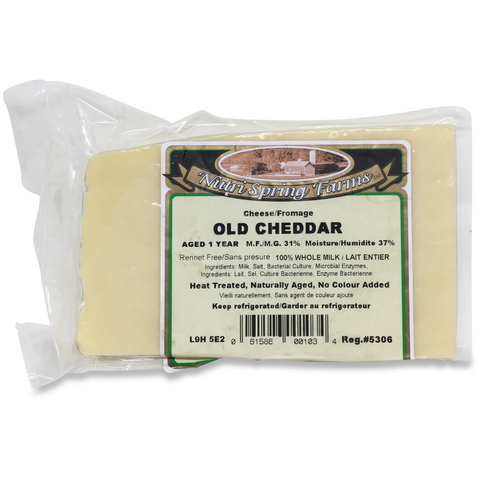 Local Old Cheddar