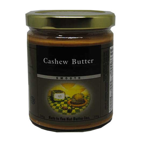 Smooth Cashew Butter