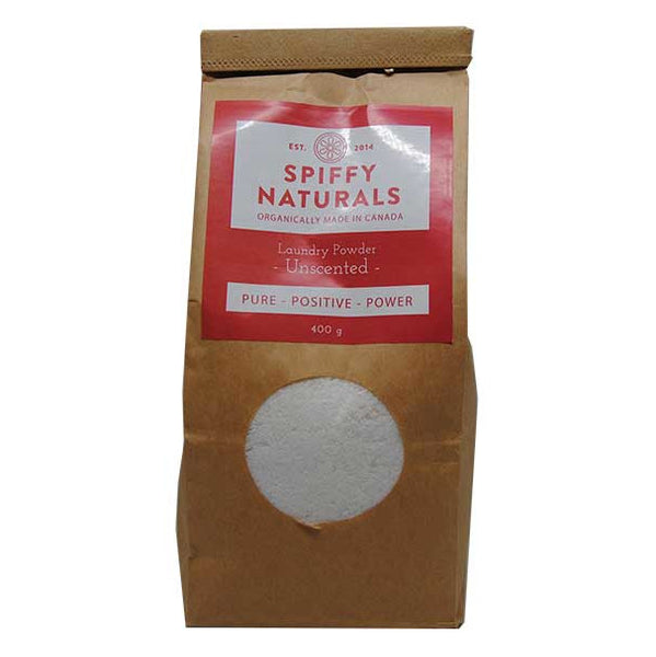 All-Natural Unscented Laundry Powder