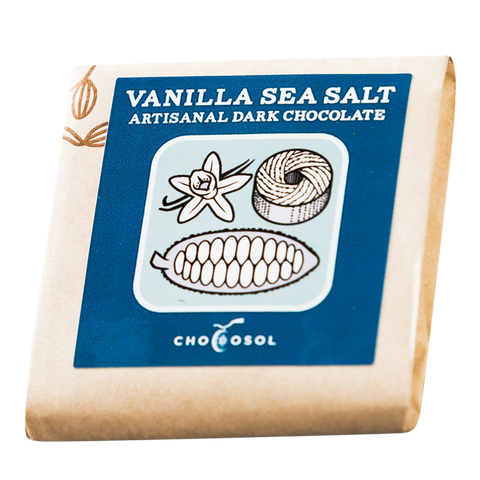 Sea Salt Vanilla (65%) - Bikeables