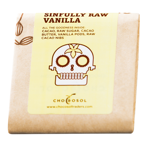 Sinfully Raw Vanilla - Bikeables