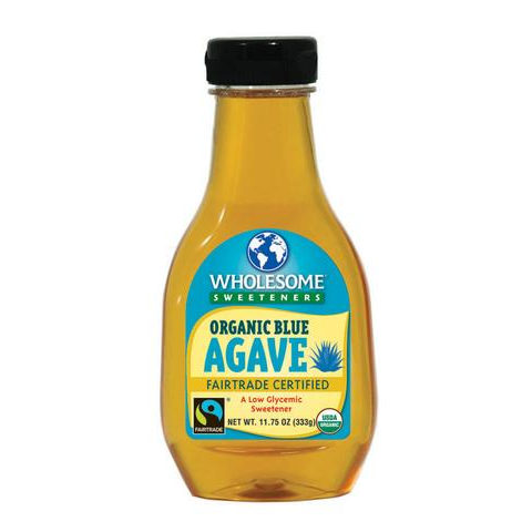 Organic Blue Agave Nectar - Bikeables