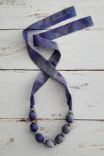 Load image into Gallery viewer, Purple Sparkle necklace